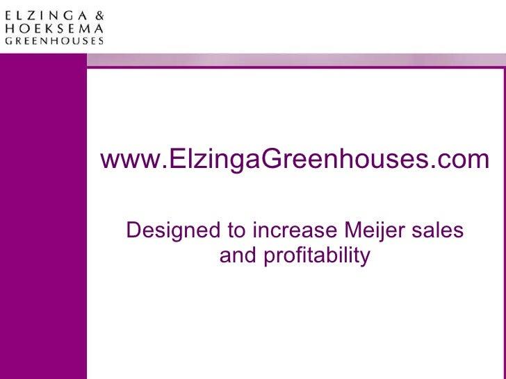 New 2006 Presentation Elzinga.Website
