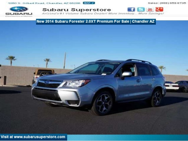 new 2014 subaru forester 2 0 xt premium for sale in chandler az. Black Bedroom Furniture Sets. Home Design Ideas