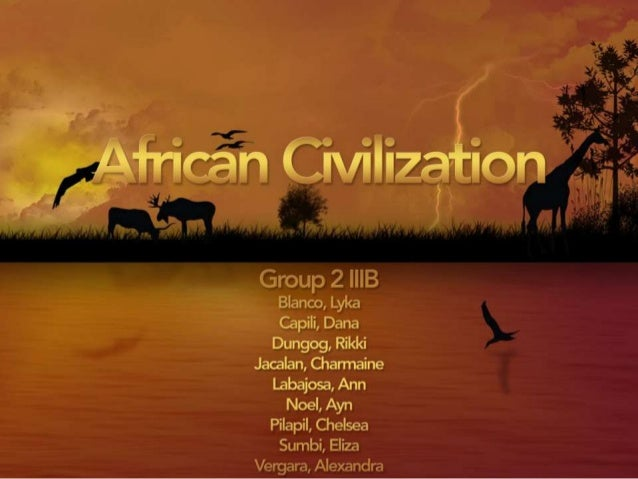 New african civilization