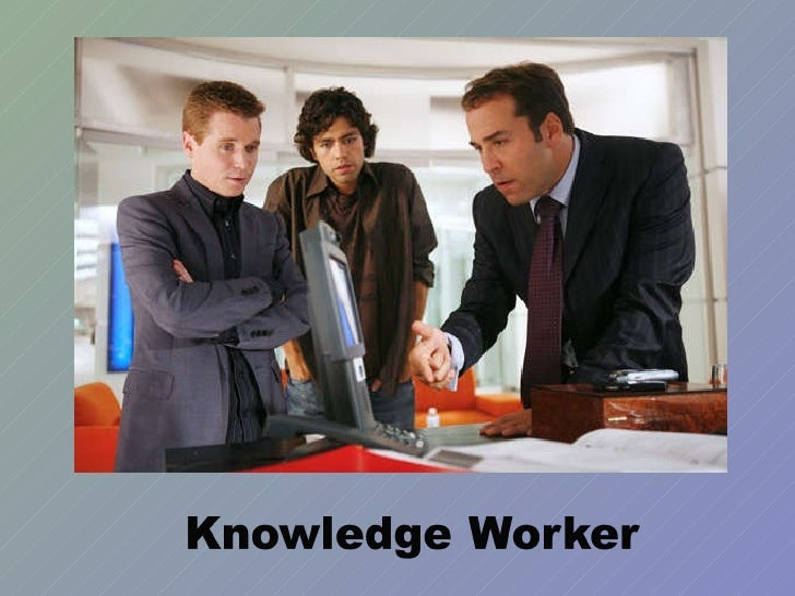 New Age   Knowledge Worker