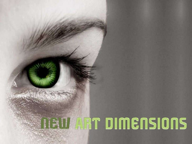 NEW ART DIMENSIONS<br />