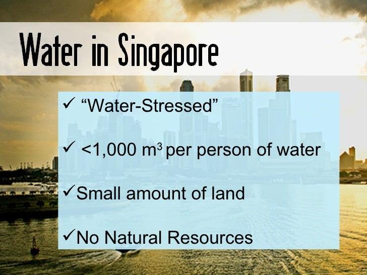 """<ul><li>"""" Water-Stressed""""  </li></ul><ul><li><1,000 m 3  per person of water </li></ul><ul><li>Small amount of land  </li>..."""