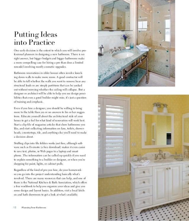 New Bathroom Ideas That Work Taunton S Ideas That Work