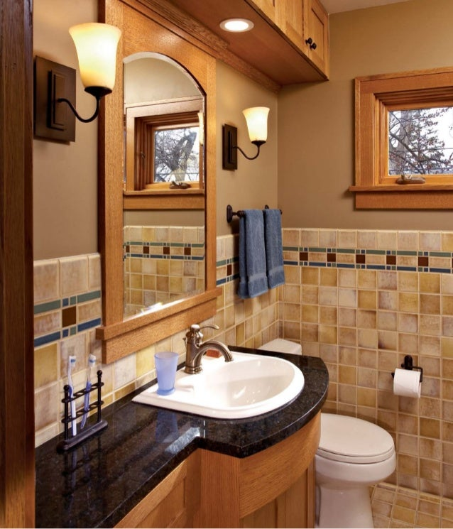 New bathroom ideas that work (taunton's ideas that work ...