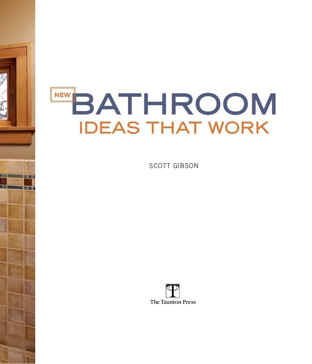 new bathroom ideas that work taunton 39 s ideas that work