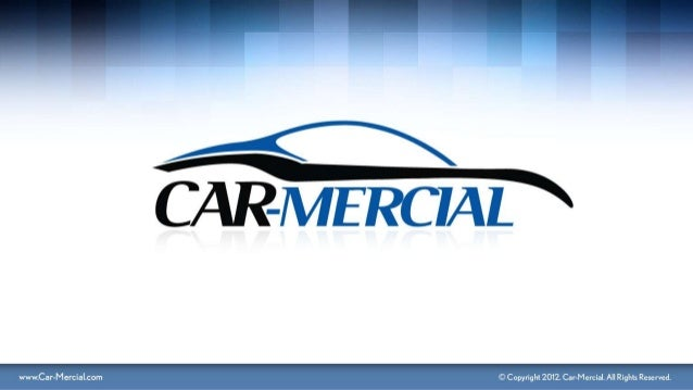 New car mercial ppt