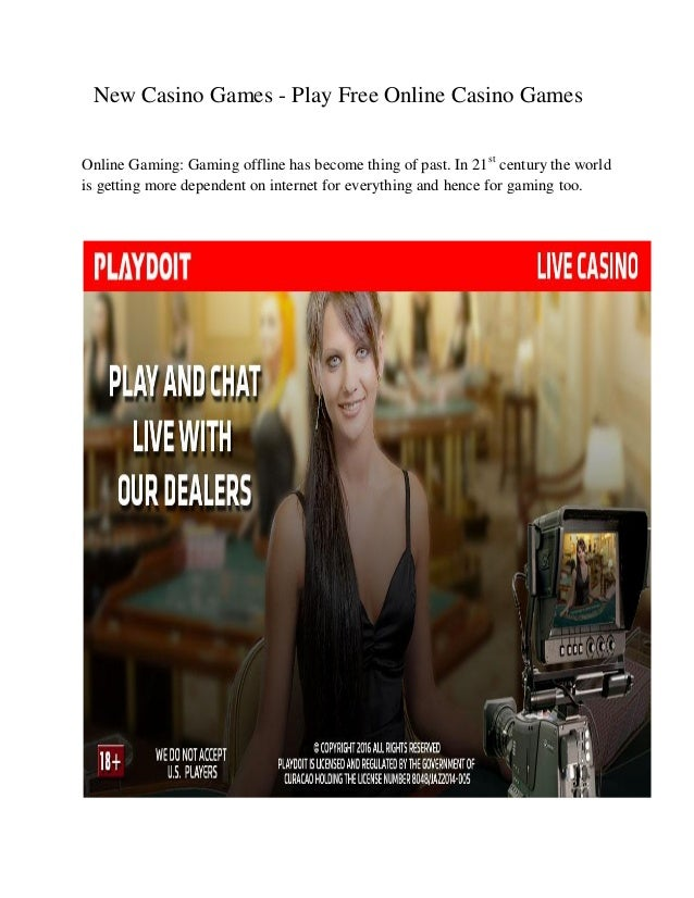 play casino online for free novo games online