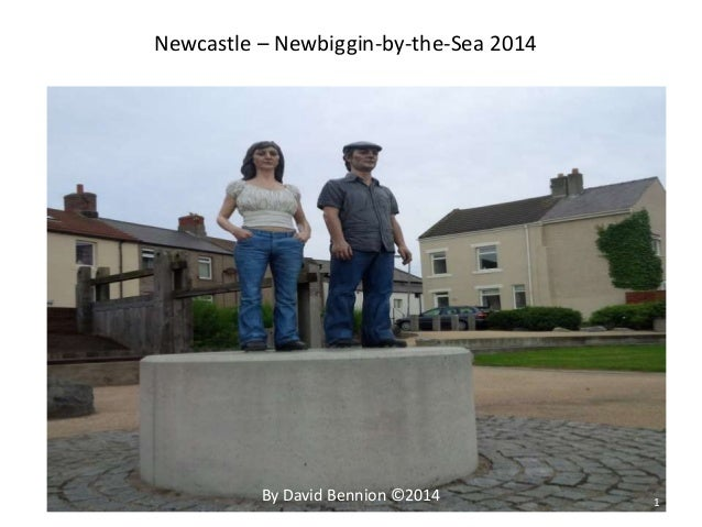 Newcastle Newbiggin on the Sea 2014