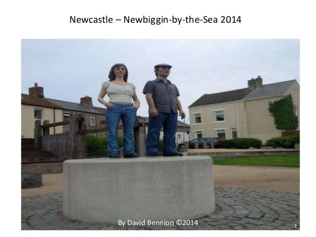Newcastle Newbiggin on the Sea 2014