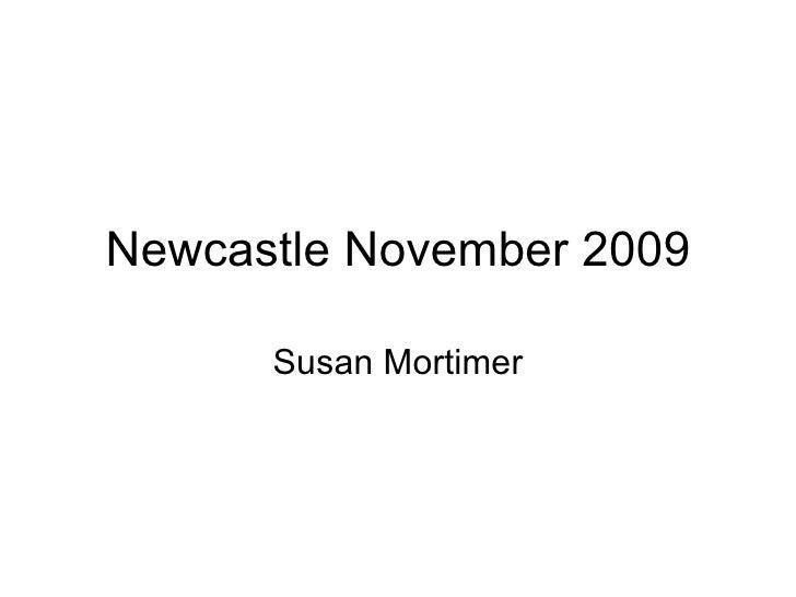 Newcastle November 2009