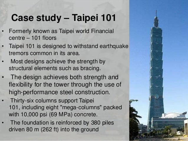 Strengthening Buildings Earthquake Resistant Structure Research SlideShare