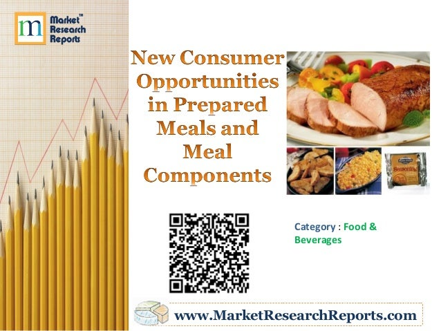 Category : Food &              Beverageswww.MarketResearchReports.com