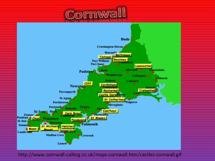 Cornwall slide show