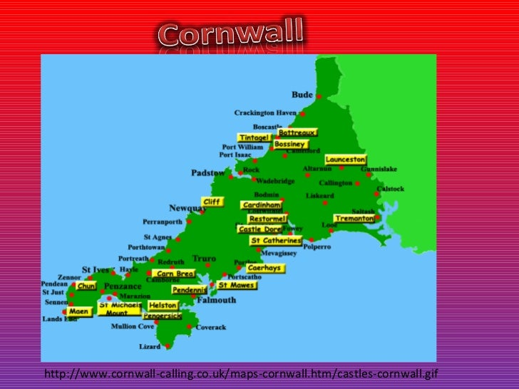 Cornwall slide show