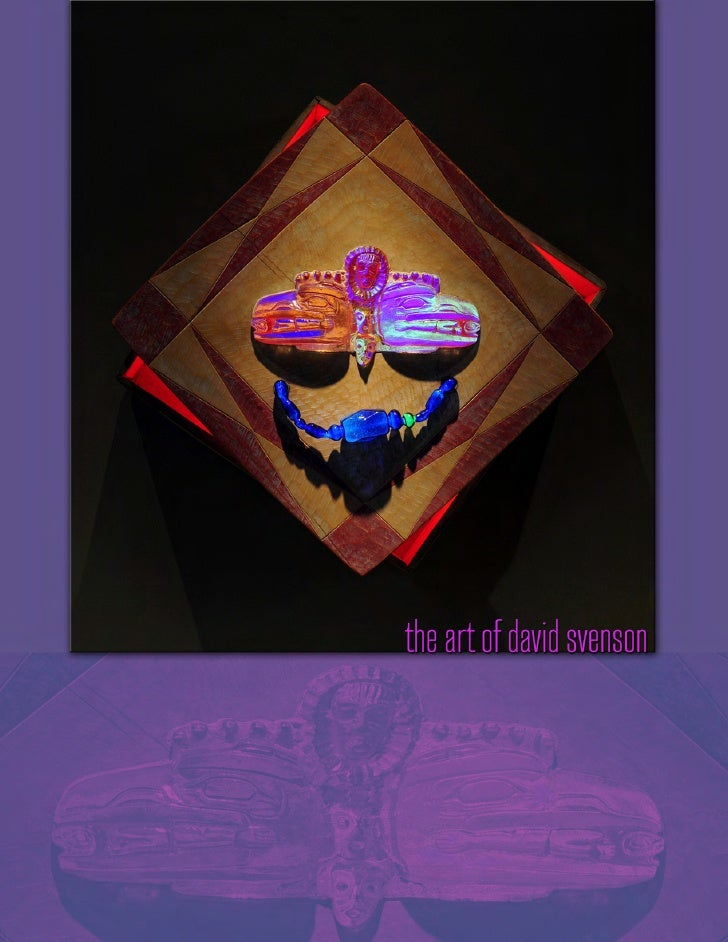 David Svenson has been incorporating neon into his work since the mid-1980s. In some works the glass and neon is the domin...