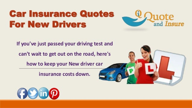 Car Insurance Quotes Just Passed