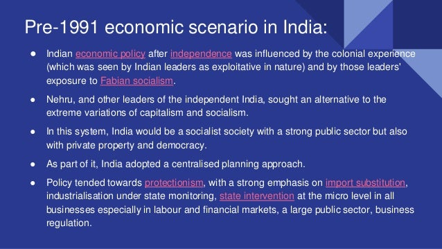 are economic policies of india better He also explained as to how india's over 80 per cent work force will come into formal channel, he said: the more important thing is when the economy becomes formal, when everybody's financial transactions are digitisedindia is going to go from data poor to data rich and that will make it more and more.