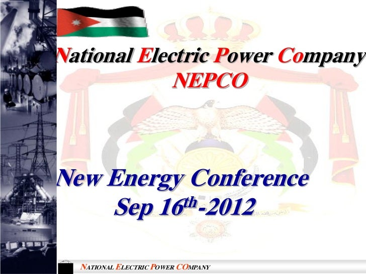 New Energy Conference-Mohammad Abu Zarour from NEPCO