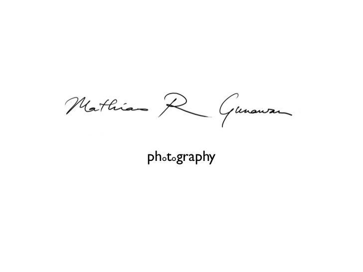 Mathias R Gunawan Portfolio