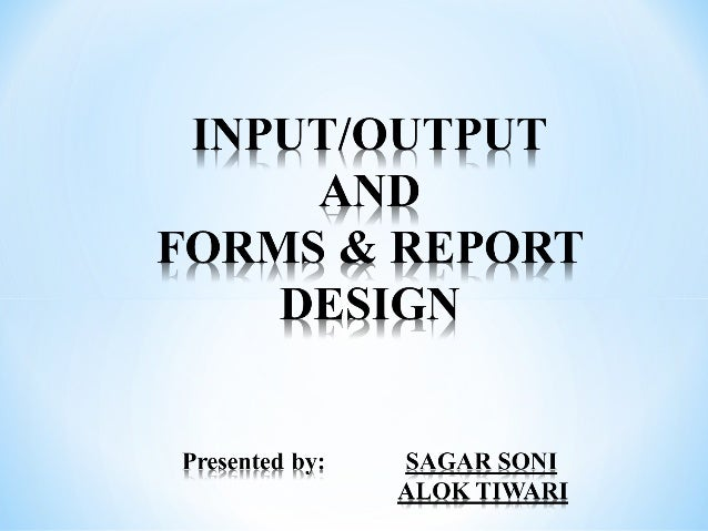 New file and form 2