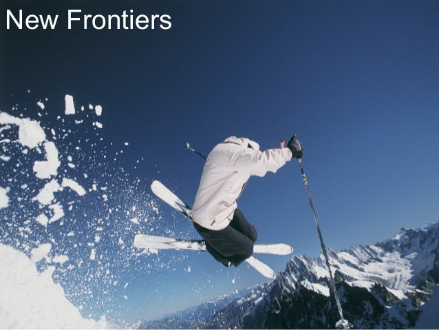 New frontiers motivation