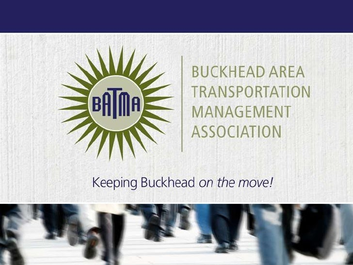What We Do• Work to: • Improve mobility • Improve accessibility • Improve air quality