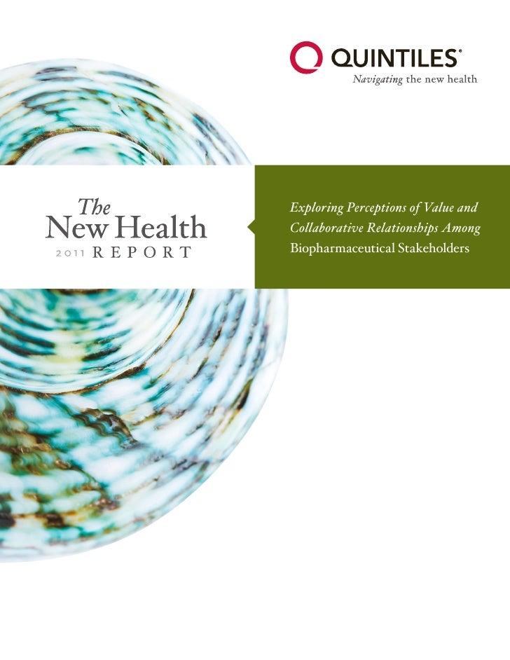 New Health Report 2011 Il
