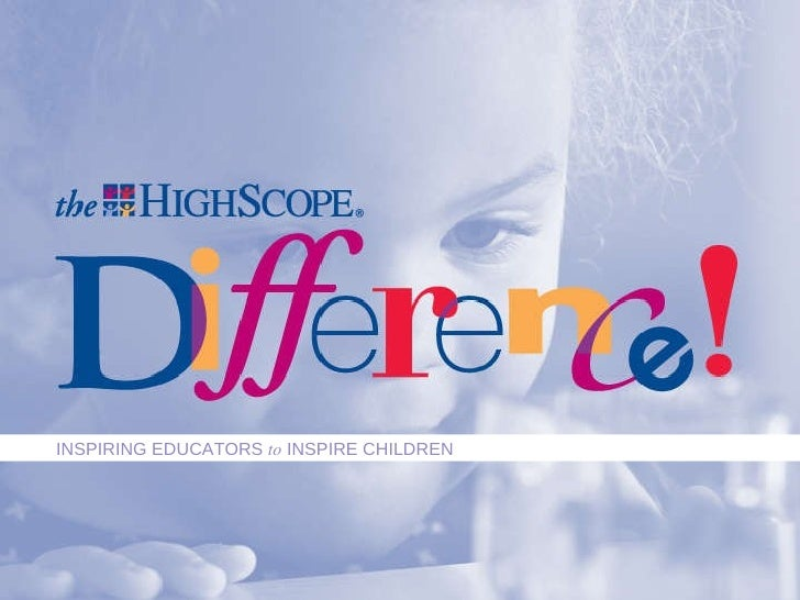 INSPIRING EDUCATORS  to  INSPIRE CHILDREN