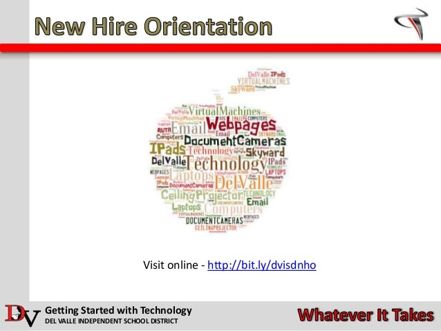 New hire orientation 2013 2014 for New employee orientation template powerpoint