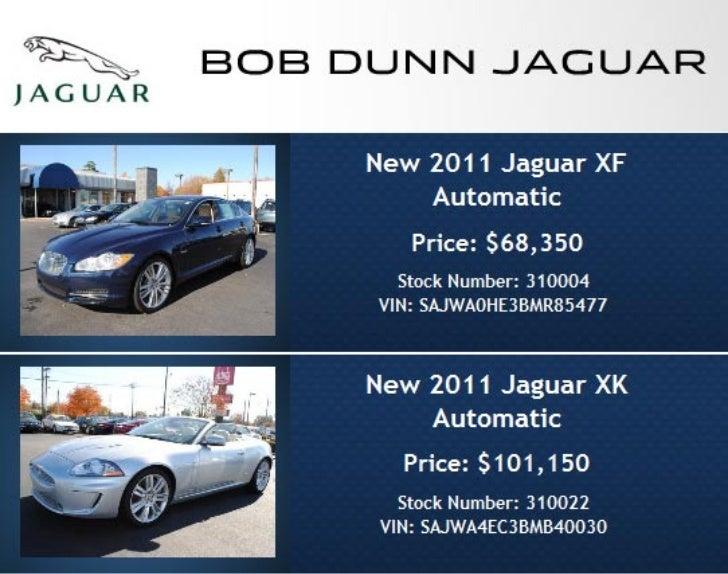 New Jaguar Specials Raleigh NC   Bob Dunn Jaguar