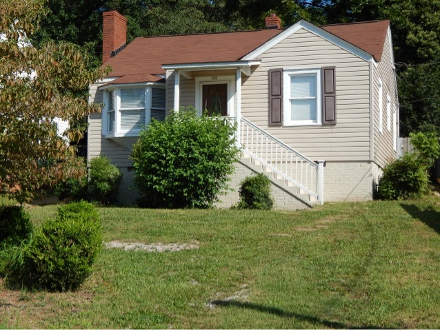 New Listing! 505 Overbrook Rd, Greenville, SC 29607 $114,000