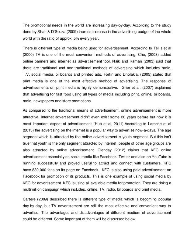 Case Study Kfc In China Free Essays