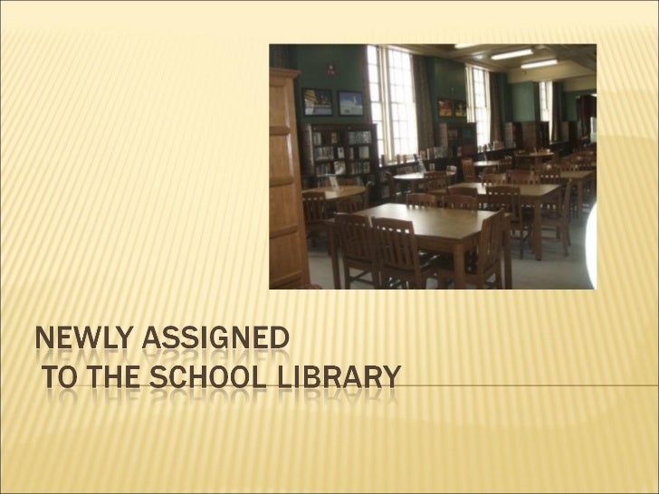    These sessions are brought to you by the NYC    School Library System which also functions as    the NYC Department of...