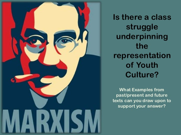 Marxism & Youth Culture