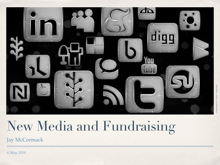 New Media and Fundraising