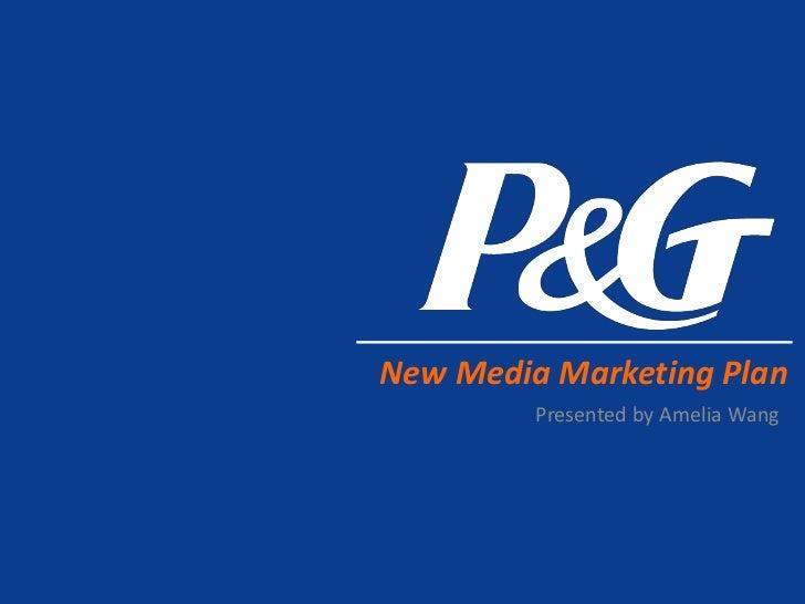 New media marketing plan