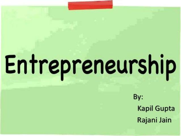 By: Kapil Gupta Rajani Jain
