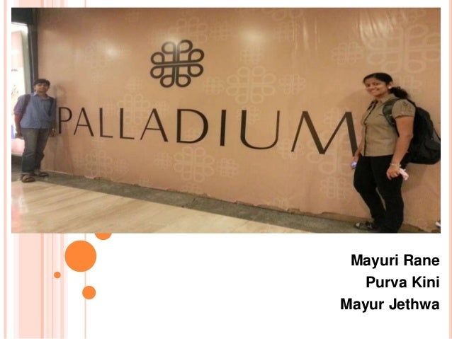 Palladium (retail at high street phoenix, mumbai)