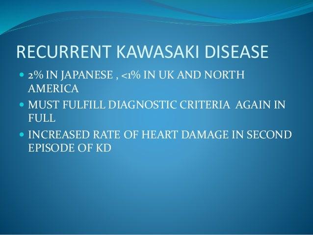 Can Kawasaki Disease Recur