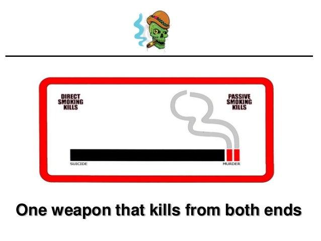 Passive smoking effects essay