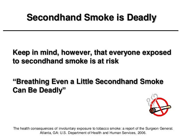 the damages of smoking essay