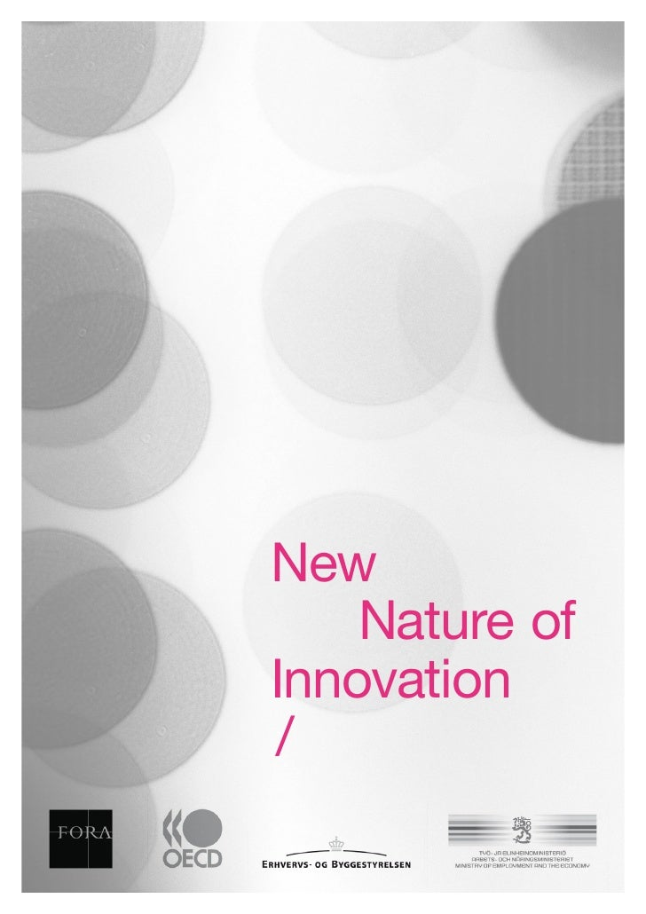 New nature of innovation