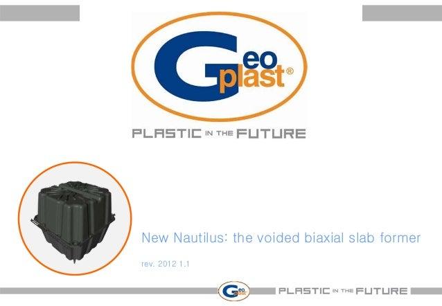 New nautilus eng 2012
