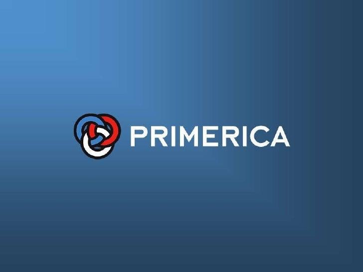 The Primerica Opportunity