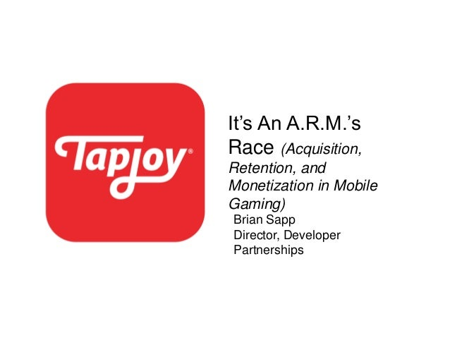 It's An A.R.M.'s Race (Acquisition, Retention, and Monetization in Mobile Gaming)