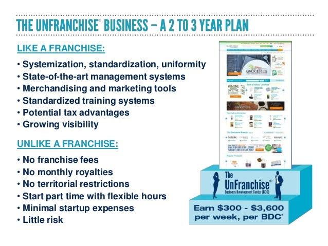 2 year business plan