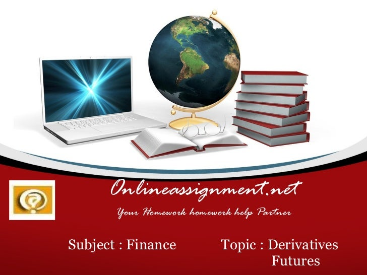 Finance Assignment Help with Onlineassignment.net