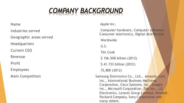 the company background of apple Jeff bezos' new tablet is cheap, pretty, and puts amazon in perfect position to take a bite out of apple—and every online transaction you make.