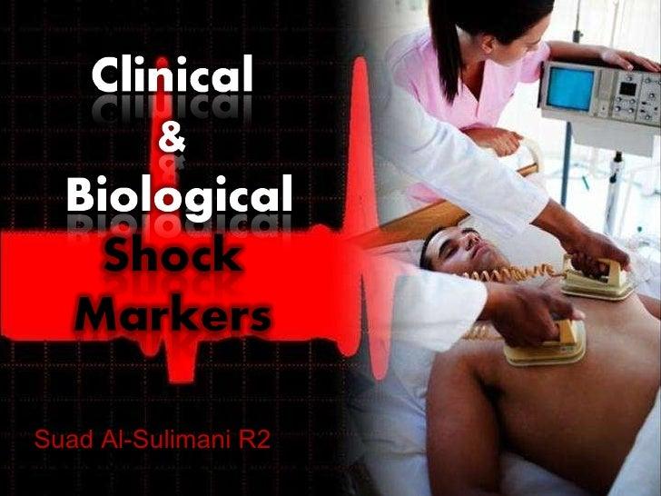 shock marker