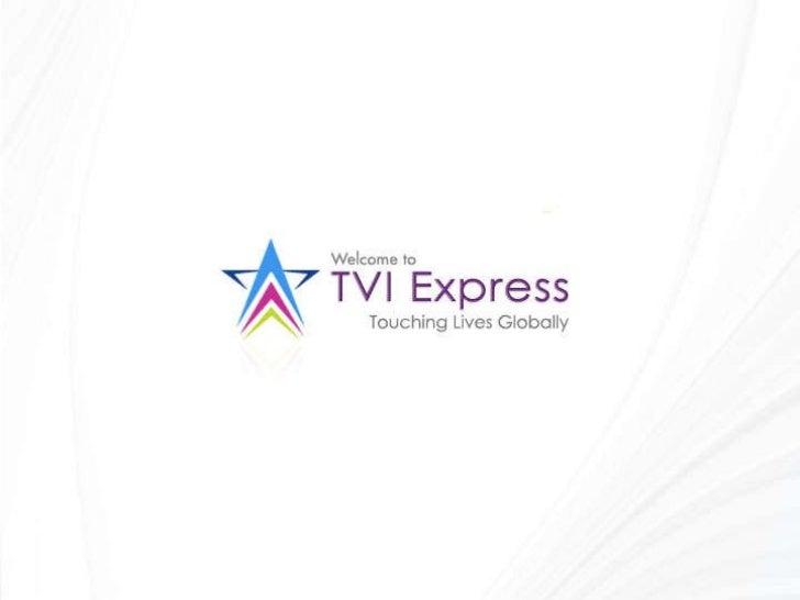 TVI Express English
